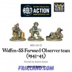 SS FORWARD OBSERVER TEAM