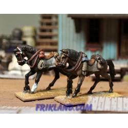 RODERLESS HORSES