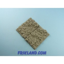 Jungle Bases, 50x75mm (2)