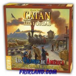 Catan – Los Colonos De América