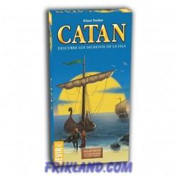 Catan – Navegantes De Catan Ampliación 5-6 Jugadores