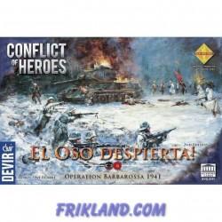 Conflict of heroes – El Oso Despierta