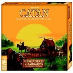 Catán - Mercaderes y Bárbaros