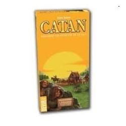 CATAN - MERCADERES Y BARBAROS 5-6 JUGADORES