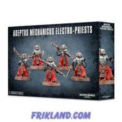 Adeptus Mechanicus Electro-priest