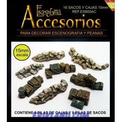 Sacos y Cajas 15 mm