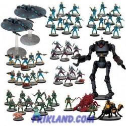 Mars Attacks Martian Army