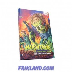 Mars Attacks Martian Mega Army