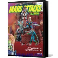 Limited Edition Mars Attacks Compendium