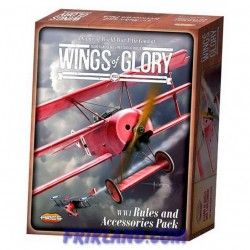 WINGS OF GLORY - WW1 (ED. EN CASTELLANO)