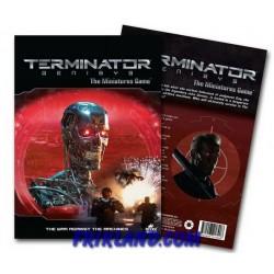 TERMINATOR - WAR AGAINST THE MACHINES RULEBOOK