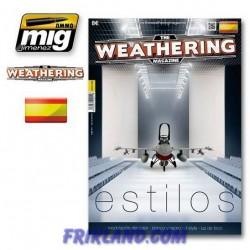 The Weathering Magazine 12. Estilos
