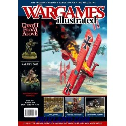 Wargames Illustrated Issue 334 August