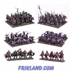 Kings of War Damage Trackers - PREPEDIDO