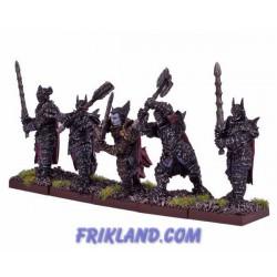 Undead Soul Reaver Cavalry Troop (5) - PREPEDIDO