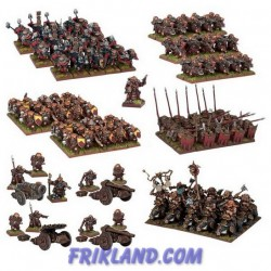 Dwarf Starter Force - PREPEDIDO