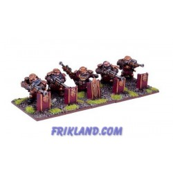 Dwarf Sharpshooters (5)