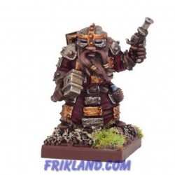 Dwarf Sharpshooters (5) - PREPEDIDO