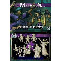 (MASTER OF PUPPETS)COLLODI CREW
