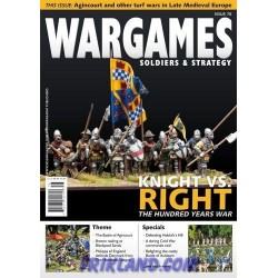 Wargames, Soldiers & Strategy 78: The Hundred Years War