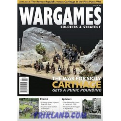 Wargames, Soldiers & Strategy 80: The First Punic War