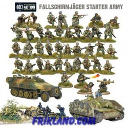 FALLSCHIRMJAGER STARTER ARMY