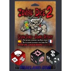 Dados Zombie 2: Sesión Doble