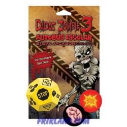 Dados Zombie 3: Autobús escolar