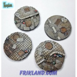 Urban Round Base 55mm