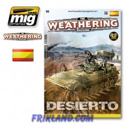 The Weathering Magazine 13. Desierto