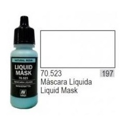 Máscara liquida 17ml. Liquid mask 17ml.