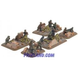 Volkssturm HMG Platoon