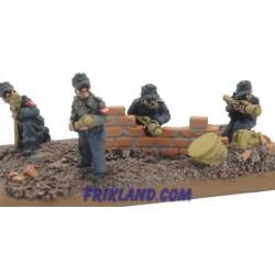 Volkssturm Infantry Gun Platoon