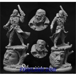 28mm/30mm SF Dwarf Cruiser Suit 1