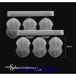 Egyptian Small Shoulder Pads (10)