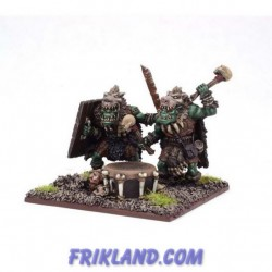 Orc Army Spanish Back