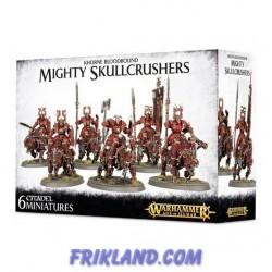 Revientacráneos de Khorne / Mighty Skullcrushers