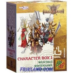 SHAEL HAN CHARACTER BOX 1