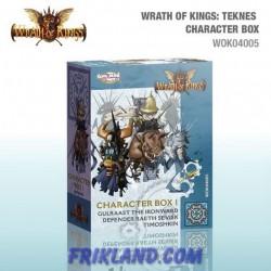TEKNES CHARACTER BOX 1