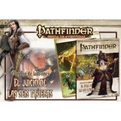 Pathfinder - Consejo de ladrones 2: el juicio de las seis pruebas