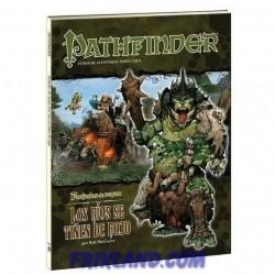 Pathfinder Forjador de reyes 2: los rios se tiñen de rojo