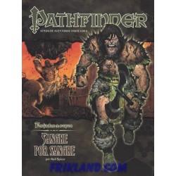 Pathfinder Forjador de reyes 4: sangre por sangre
