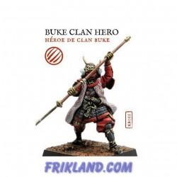 Heroe de Clan Buke