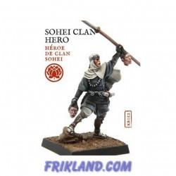Héroe de clan Sohei
