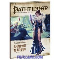 Pathfinder - Consejo de ladrones 3: lo que yace en el polvo