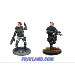 JOHN CONNOR AND LT (METAL)