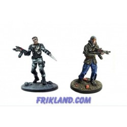 T1000 AND INFILTRATOR (METAL)