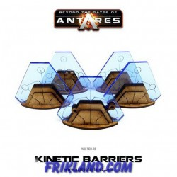 KINECTIC BARRIERS