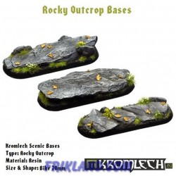 ROCKY OUTCROP BASES, BIKE 70MM