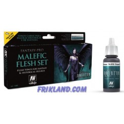 Fantasy-Pro Fairy Flesh Set 8x17ml.